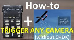 How-to guide: Pixhawk auto camera trigger (without CHDK) - DIY Drones