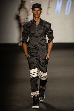 Vitor Melo@Male Fashion Trends: Coca-Cola Clothing Spring/Summer 2015 | Rio Fashion Week