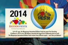 In its 43rd year, the Albuquerque International Balloon Fiesta has grown from launching  13 balloons in 1972 to over 500 balloons, becoming the largest hot air ballooning event on earth.  The Albuquerque International #BalloonFiesta involves many different aspects – more than just balloons!