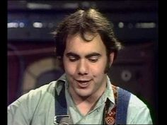 we remember Steve Goodman who would have been Many think Arlo Guthrie wrote City of New Orleans.but it's a Steve Goodman song. Here he is in 1972 singing it for us. Goodman wrote many songs covered by many. He passed too early in 1984 of leukemia. Folk Music, My Music, Guitar Chords For Songs, John Prine, Americana Music, John Denver, My Favorite Music, Country Music, Country