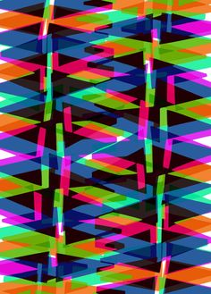 Zig Zag Triangles by Sarah Bagshaw Cool Patterns, Textures Patterns, Print Patterns, Style Patterns, Color Wheel Art, Geometric Shapes, Geometric Designs, Triangle Art, Turquoise Art