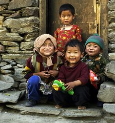 Ladakh, place of chinky eyed people, where, obviously, I'll fit in.