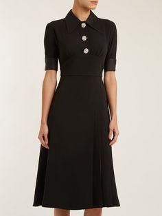 Sable nurse crystal-embellished dress | Alessandra Rich | MATCHESFASHION.COM