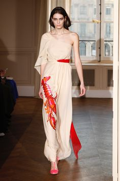 Schiaparelli Couture Spring Summer 2017 collection