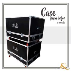 Rack para bajos a medida Flight Case, Audio, Bass Guitars