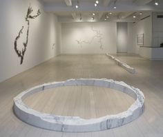 "Pace Gallery - ""Here and There "" - Maya Lin"