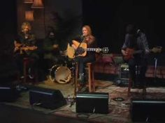 """Sheryl Crow - """"Detours"""" - title cut - in the studio - with lyrics. Makes me think of my mom"""