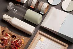 Unique Branding Design, Tamarindo via @kristalgrantham #Branding #Design