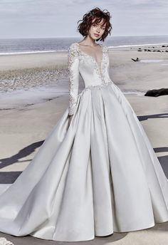Courtesy of Sottero and Midgley Wedding Dresses