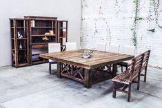 Casas modernas: ¡10 mesas de madera extraordinarias! https://www.homify.com.mx/libros_de_ideas/51886/casas-modernas-10-mesas-de-madera-extraordinarias