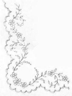 Wonderful Ribbon Embroidery Flowers by Hand Ideas. Enchanting Ribbon Embroidery Flowers by Hand Ideas. Hand Embroidery Stitches, Silk Ribbon Embroidery, Hand Embroidery Designs, Vintage Embroidery, Cross Stitch Embroidery, Machine Embroidery, Crewel Embroidery, Parchment Craft, Heirloom Sewing