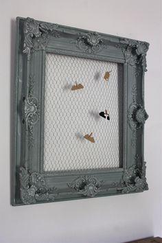 idée chambre enfants avec papillon