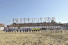 #BeachSoccer: Istantanee di un #evento indimenticabile