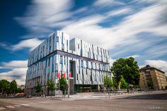 Uppsala Concert and Congress Hall - Uppsala, Sweden by Henning Larsen Architects