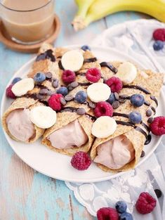 My Kitchen Stories Healthy Dishes, Healthy Desserts, Healthy Oat Pancakes, Baby Food Recipes, Snack Recipes, Breakfast Snacks, English Food, Food Hacks, Food Inspiration