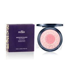 $ 4,99 1pc bonita Maquiagem Blush Blush em Pó Pó de face 2 cores - BornPrettyStore.com