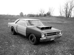 I'm looking for some reference pictures of 1968 superstock or hemi darts. Mostly the ones with the cut rear quarters. Plymouth Duster, Plymouth Cars, Mopar Or No Car, Dodge Dart, American Muscle Cars, Big Trucks, Drag Racing, Cool Cars, Dream Cars