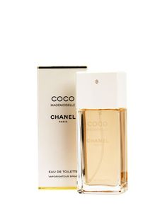 Chanel - Apa de toaleta Coco Mademoiselle, 100 ml, Pentru Femei - Incolor Coco Chanel, Coco Mademoiselle, Perfume, Grapefruit, Coffee, Spray Bottle, Toilets, Eau De Toilette, Kaffee