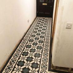 Victorian Hallway Tiles | Victorian floor Tiles | Mosaic floor Tiling