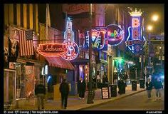 Enjoy some free time on famous Beale Street