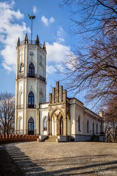 Krasinskich Palace / Romanticism Museum in Opiniogora, Poland Tatra Mountains, Castle House, Manor Houses, Baltic Sea, Central Europe, Krakow, National Parks, Places To Visit, Country Houses