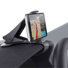 Bakeey™ ATL-1 Universal NonSlip Dashboard Car Mount Holder Adjustable for iPhone iPad Samsung GPS Smartphone Sale - Banggood Mobile