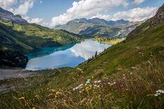 Wandertipp Zentralschweiz Engelberg, Seen, Switzerland, The Good Place, Scenery, Wanderlust, Hiking, River, Mountains