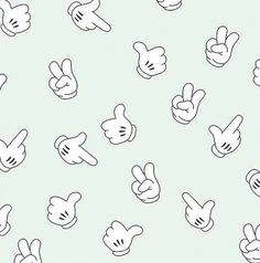 Mickey Mouse #pattern.