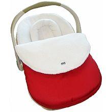 "Jolly Jumper Cuddle Bag with Head Hugger - Red - Jolly Jumper - Babies""R""Us"