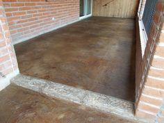 Painted Cement Floors Pics | Patio Concrete Designs | Concrete Paint | Concrete  Stain | Patio ... | For The Home | Pinterest | Painted Cement Floors, ...