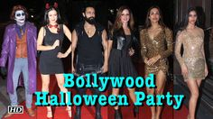 When fashion met quirk at Gauri Khan Halloween Party , http://bostondesiconnection.com/video/when_fashion_met_quirk_at_gauri_khan_halloween_party/,