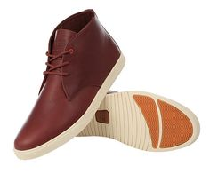Clae - Strayhorn Schuh oxblood leather