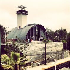 Solana Beach Train Station