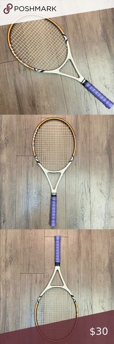 Wilson Sting Graphite Titanium Os Tennis Racquet In 2020 Racquets Tennis Racquet Black Bronze