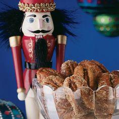 Nutcracker Spiced Pecans | Winter Snacks and Appetizer Ideas | FamilyFun
