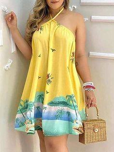 Women's Fashion Dresses, Sexy Dresses, Casual Dresses, Casual Outfits, Mini Dresses, Chic Type, Summer Dresses For Women, Dress Summer, Trend Fashion