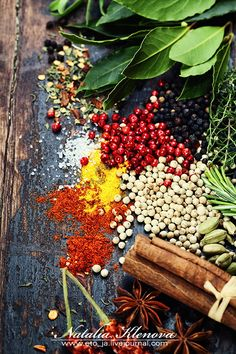 Spices and herbs by Natalia Klenova on 500px
