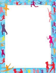 Dance Border
