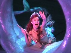Theatre Shows, Theatre Geek, Musical Theatre, Theater, The Little Mermaid 2018, The Little Mermaid Musical, Animation Film, Disney Animation, Ariel Disney