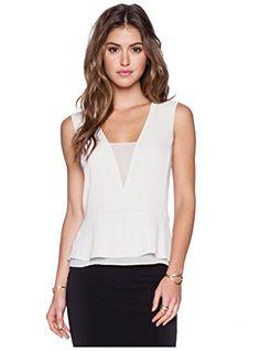 Viment Women's U-Neck Sleeveless Chiffon Shirt (XS, White) Viment http://www.amazon.com/dp/B0111HDIT0/ref=cm_sw_r_pi_dp_AnEPvb0C83CQQ