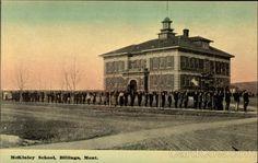 McKinley School Billings Montana