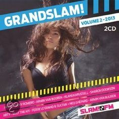 Grand Slam 2013 Vol. 2 (78:25) ~ DJ MEGAMIX MASTER