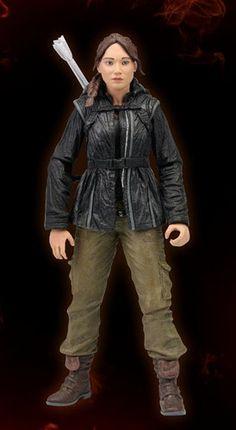 Katniss action figure. #TheHungerGames @HungerGames Examiner