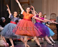 Nutcracker Party Scene Dresses by Pegeen.com 👗Style 703 Did you know that we have over 200 silk colors to work with? ⁠ #couturetutu #pegeen #ballet #balletcostume #balletcostumes #ballettutu #balletgram #instaballet #balletlife #ballerina #balletdancer #balletphotography #balletclass #ballets #balletlovers #balletteacher #balletlovers #balletcostume #balletphotographer #balletspirit #balletinspiration #balletpost #ballet_instagram #pointe #chicballet#dancer #nutcrackerballet #nutcracker