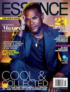 Maxwell - Essence (Juillet 2016)