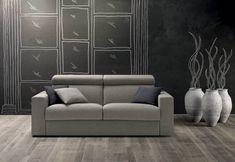 - Az ágy a hátrész beforgatásával nyílik, ezért az ágy nyitott állapotban nem foglal több helyet, mint a matrac hossza.  - Szervórásegítéses, egy kézzél nyitható mechanizmus, 2 év garanciával - Választható matrac tipusok:   standard expanzív matrac    komfort matrac lehúzható huzattal   Memory matrac, 2 oldalas, melegebb téli oldal, hűvösebb nyári oldal, matrac huzata lehúzható   Extra komfort matrac, 17 cm vastag, 3 rétegű expanzív, Airsoft légáteresztő réteggel - Rendelhető ágy nélkül is Sofa, Couch, Dream Bedroom, Airsoft, Furniture, Comfort, Design, Home Decor, Change