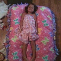 Floor pillow no sew   Kids   Pinterest   Floor pillows, Baby crafts ...