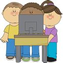Seriously some very cute clip art FREE. Clip Art - Backgrounds - Images - Animations - Coloring Pages Teaching Safety, Teaching Career, Teaching Tools, School Computers, School Images, School Clipart, Computer Technology, Computer Class, Computer Lessons