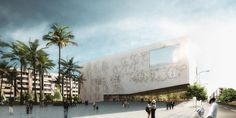 Mecanoo Breaks Ground on Spanish Palace of Justice