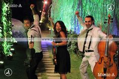 Trio Allegro Live Music, Wedding Ceremony, Entertaining, Weddings, Movie Posters, Movies, Films, Mariage, Wedding